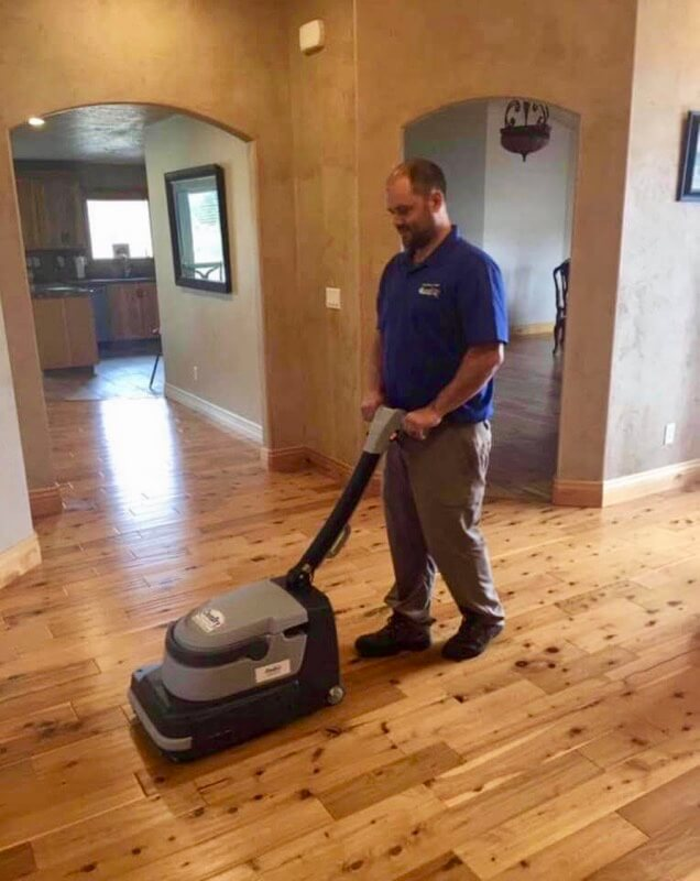 wood floor cleaning logan utah